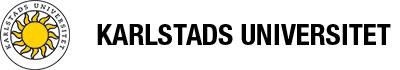 Logotyp för Karlstads universitet