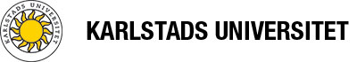 Logo voor Karlstads universitet